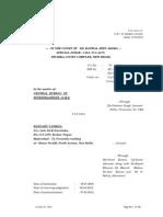 Bangaru Laxman Bribery Case Judgement Tehelka Sting Operation-Operation Westend