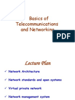 Basics of Networking