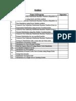 Simulation Programs (2)