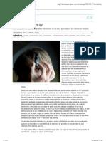 El ciborg del tercer ojo | Tecnología | EL PAÍS