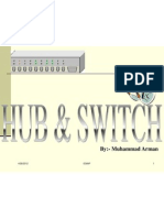 Hub & Switches _535
