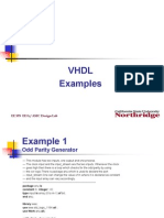 VHDL Examples