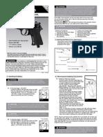 Manual Walther PPKS Letter En