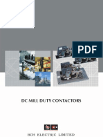 DC Mill Duty Contact or 1