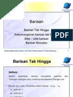 BAB 2 Barisan Dan Deret PDF