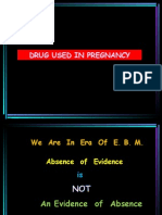 Drug Used During Pregnancy Self