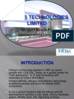 Infosys HRM Presentation (1)