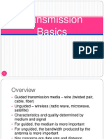 Transmission Basics
