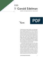 6865467 Algunas Ideas de Gerald Edelman