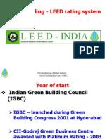 #43 India Green Buildings Iyer