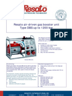 Flyer DBS Series