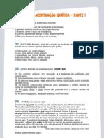 ACENTUAÇÃO GRÁFICA 2