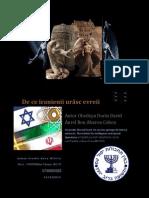 De Unde Vine Ura Iranienilor Contra Evreilor Material II