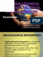 International Organizational Development