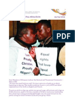 Pan Africa ILGA News Letter -April 23