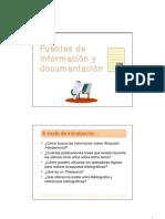 3.- Fuentes de ion y Documentacion