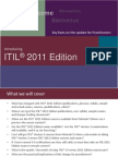 Pultorak-ITIL 2011 Edition Key Facts for Practitioners Final