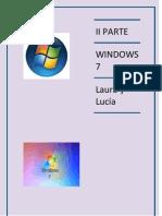 Historia de Windows 7