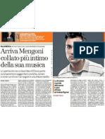 Brescia Oggi - 28 aprile 2012