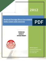 FDI ProjectReport
