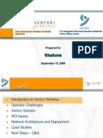 Etisaluna Venturi Presentation