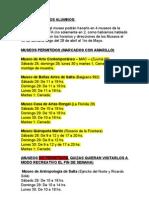 Avisos Importantes. Prácticas Críticas 2012