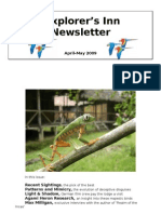 EI Newsletter Apr-May 2009