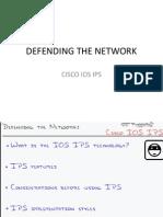 Defending the Network_ips