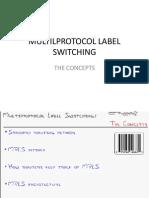 Multi Label Switching