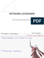 Network Lockdown