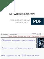 Network Lockdown Security Lock Down
