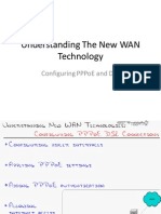 Understanding the New WAN Technology