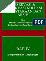 Preservasi Bab 4 Blog Edition