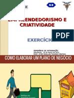 EXERCÍCO EMPREENDEDORISMO_ ETAPAI_TURMA11_ADMINITRACAO_MARCO2012
