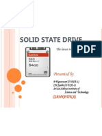 2.Solid State Drive
