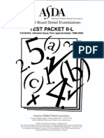 ASDA Released Test Packet II-L