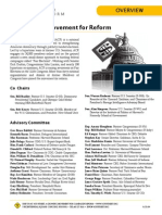 Overview of Americans for Campaign Reform