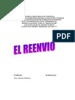 EL   REENVIO