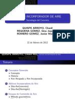 INCORPORADOR DE AIRE