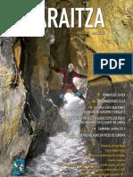 GAES; KARAITZA nº19; Espeleogenesis de una Gran Cavidad de Itxina