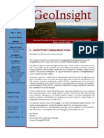 Geoinsight Bulletin May 1 Issue 2