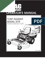 Scag Operators Manual