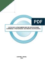 Catalogo Asociaciones Carreras Postgrados de Terapia Ocupacional 20