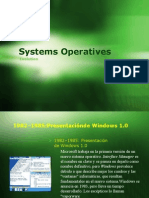 Systems Operatives