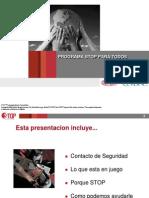 Stop Observacion y Comunicacion Alma de La Garza