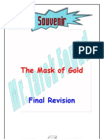 The Mask of Gold Revision Tarek