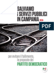 Servizi Pubblici, Proposte Del PD Campania
