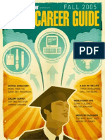Game Developer - Game Career Guide Fall 2005