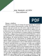 arendt, h. - el pensar y las reflexiones morales. labor trabajo y acción