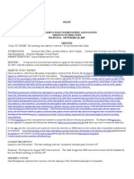 Board Minutes 2007-09-20 Ed